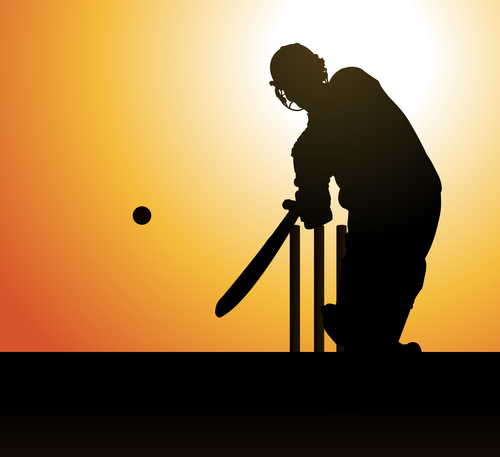 Cricket-player