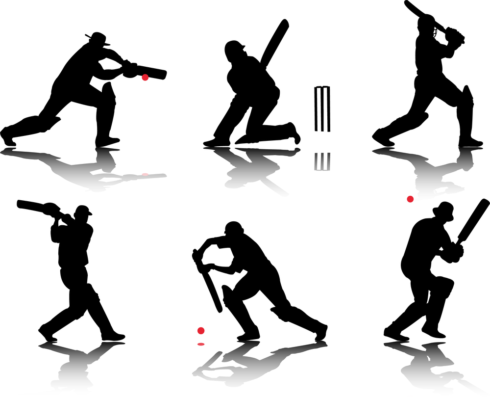Cricket-players